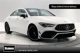 Read the definitive mercedes cla 2021 review from the expert what car? New 2021 Mercedes Benz Cla 45 Amg Coupe In Los Angeles 35210487 Rusnak Auto Group