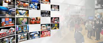 Product Display Stands Canada Trade Show Displays Events Exhibits Booths Skyline 43