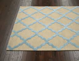 blue and brown area rugs light rug designs trellis wool hand hooked in beige adorable throw blankets arcade contemporary home decorators color s plush