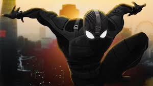Spider-Man Far From Home Stealth Suit ...