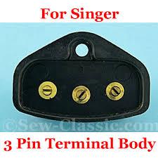singer sewing machine motor controller wiring singer singer sewing machine double lead cord set featherweight 15 91 on singer sewing machine motor controller