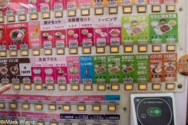 How Many Vending Machines In Tokyo Classy The Ultimate Tokyo Travel Guide For Food Lovers Vending Machines