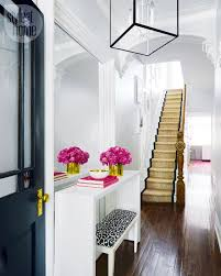 decorate narrow entryway hallway entrance. Black-front-door-entryway-entrance-hallway-ideas-how- Decorate Narrow Entryway Hallway Entrance R
