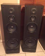 kenwood floor standing speakers. kenwood jl-1105 4-way speaker system floor standing speakers s
