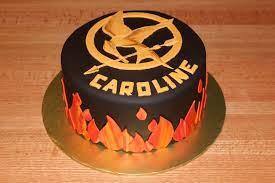 really cool hunger games cakes. Contemporary Really Hunger Games Cake On Central With Really Cool Cakes 2