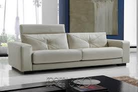 Marbella Leather Sofa by Gamma Arredamenti room service 360