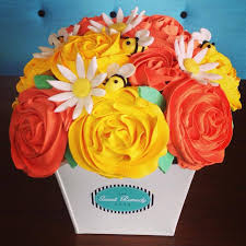 Cupcake Bouquets Perth The Sweet Remedy Same Day Delivery