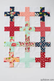 How to make a doll quilt - Free tutorial - Quilty Love & Step Five: Baste the doll quilt Adamdwight.com