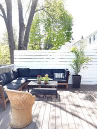 diy outdoor screens and backyard