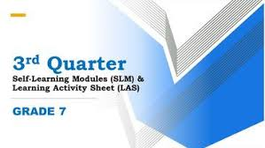 Different types of activities in the industries 2. Grade 10 3rd Quarter Self Learning Modules Slm Deped Tambayan