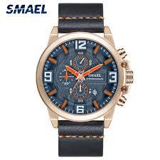 <b>SMAEL</b> New Men Watches <b>Top Luxury Brand</b> Men's Watch Fashion ...
