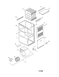 janitrol gas furnace parts model gmn0804 sears partsdirect find part by diagram >