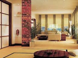 Zen Living Room Home Design Ideas