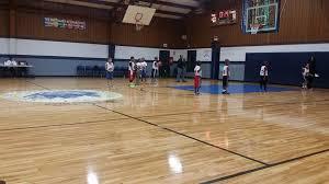 greater community center gymnasium floor