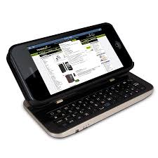 Sliding Keyboard and Case for iPhone 5 Black