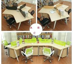 two person office desk. 3 Person Computer Desk Top Selling Cheap Modern Partition Office Cluster Sit Stand . Two