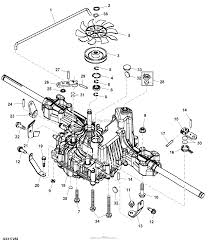 With john deere l130 transmission diagram