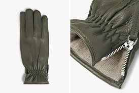 cashmere leather gloves gear patrol lead