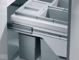 Müllsystem Küche Hailo