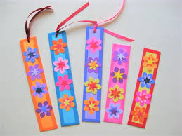 Easy Paper Flower Gorgeous And Easy Paper Flower Bookmarks