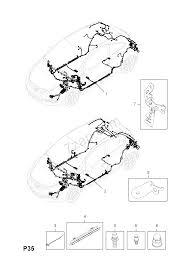 Body wiring harness rhd 3 door hatch van l08 manufactured in zaragoza 74999999 vauxhall corsa d