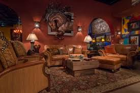Western Couches Living Room Furniture Western Living Room Furniture