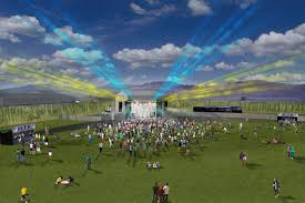 Big Sky Brewing Company Amphitheater Seating Chart Big Sky Brewing Company Amphitheater Unveils New Stage For