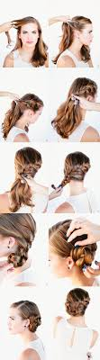 Different Bun Hairstyles Top 10 Popular Bun Hairstyles 2017 2018 Trends Tutorial Step By Step