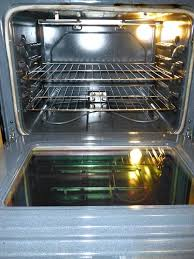 totally clean oven after using natural oven cleaner