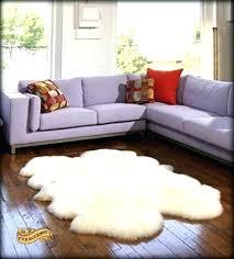 large faux fur rug sheepskin area rug large faux fur sheepskin rug large cream faux fur large faux fur rug
