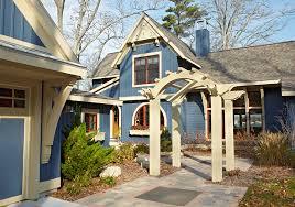 cottage paint colorsLakeside Cottage  Home Bunch  Interior Design Ideas