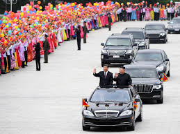 You can rely on us to provide you with the customer service you're looking for! From The Netherlands To North Korea Kim Jong Un S Mercedes Take A Long Trip Wsj