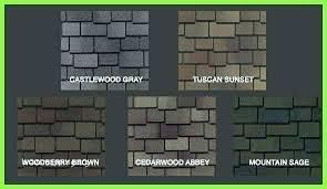 Gaf Timberline Hd Color Chart Gaf Shingle Colors Thorsbakken Co