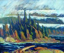 John Austin Richards Artwork for Sale at Online Auction | John Austin  Richards Biography & Info
