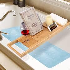 Cheap Seating Ideas Honana Bx 816 Expandable Bamboo Bath Caddy Wine Glass Holder Tray