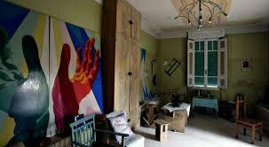 La casa futurista di Giacomo Ball