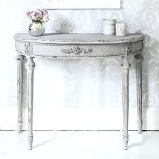 half moon table with drawers large size of decorating cream half moon table half circle table top half moon end table black half moon table with drawer