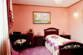 Peach Bedroom Decorating Modern Interesting Design Of The Interior E Girl Toddler Room