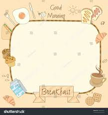 breakfast menu template party menu design template in psd illustrator indesign google search