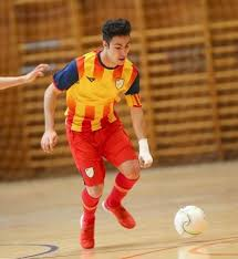 Alex Llamas, primer fichaje para la temporada 2017-2018 -   Xota  Xota
