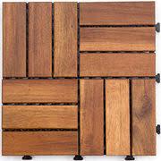 china outdoor acacia wood floor tile