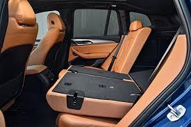 2018 bmw x3 xdrive m40i rear seat 02 26 junio 2017 miguel cortina