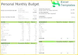 Monthly Bill Calculator Spreadsheet Income Template Budget