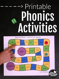 By using the bingobonic free phonics worksheets, esl/efl students will quickly learn and master the following: All The Printable Phonics Activities You Ll Ever Want This Reading Mama
