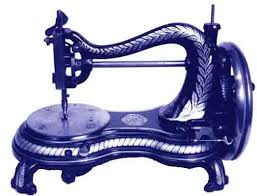 Who Invented A Sewing Machine