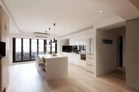 View in gallery Stylish modern kitchen in white
