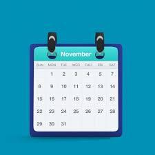 Animated Calendar Blend Swap