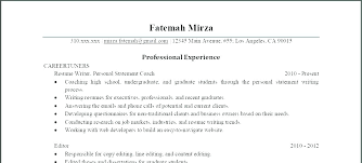 Example Summary For Resume Sample Executive Summary Resumes For