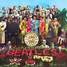 List of images on the cover of Sgt. Pepper's Lonely Hearts Club Band