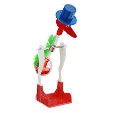 potable dippy drinking bird for kids children educational gift novelties toys us 6 96